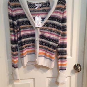 Joie cardigan sweater sz small NWT